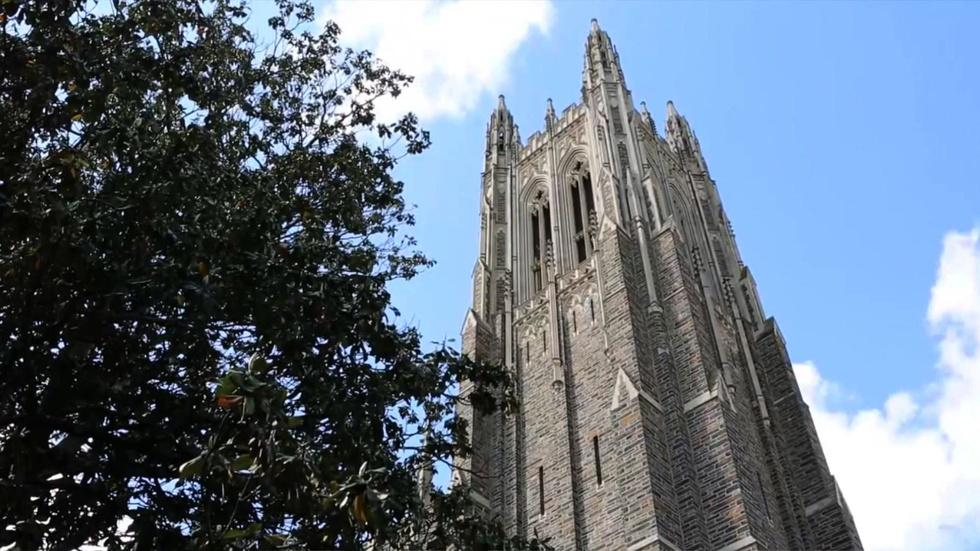 Duke Chapel Restoration image
