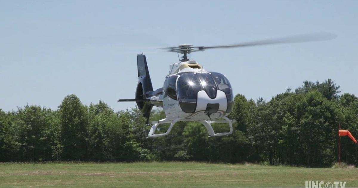 Air Ambulances | NC Now | IPTV