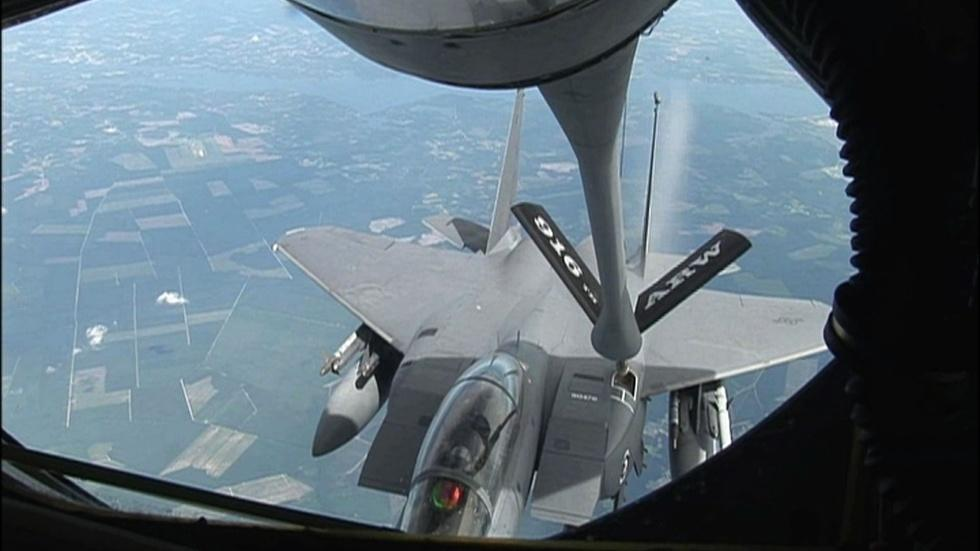 NC Now Special: Flight Refueling image