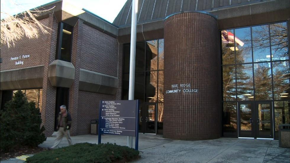 Blue Ridge Community College image