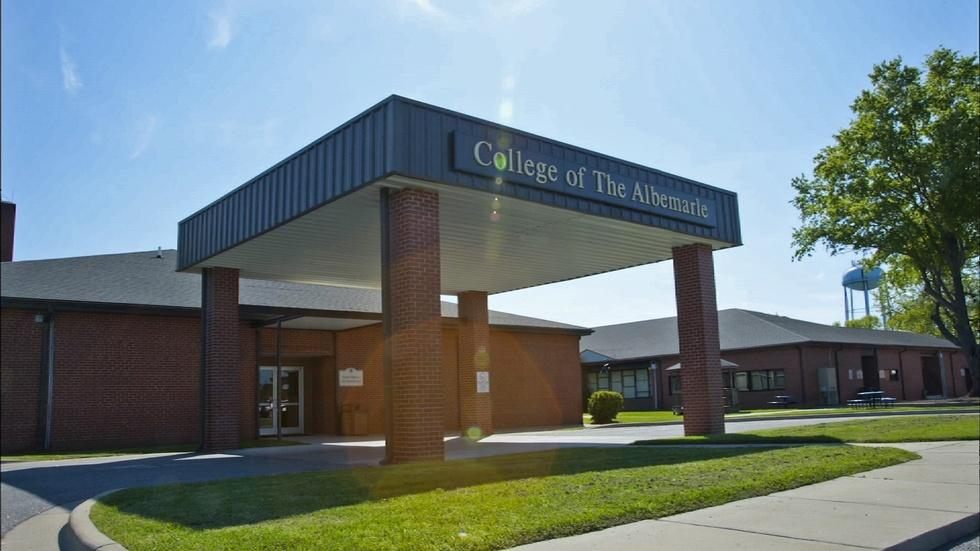 College of the Albemarle image