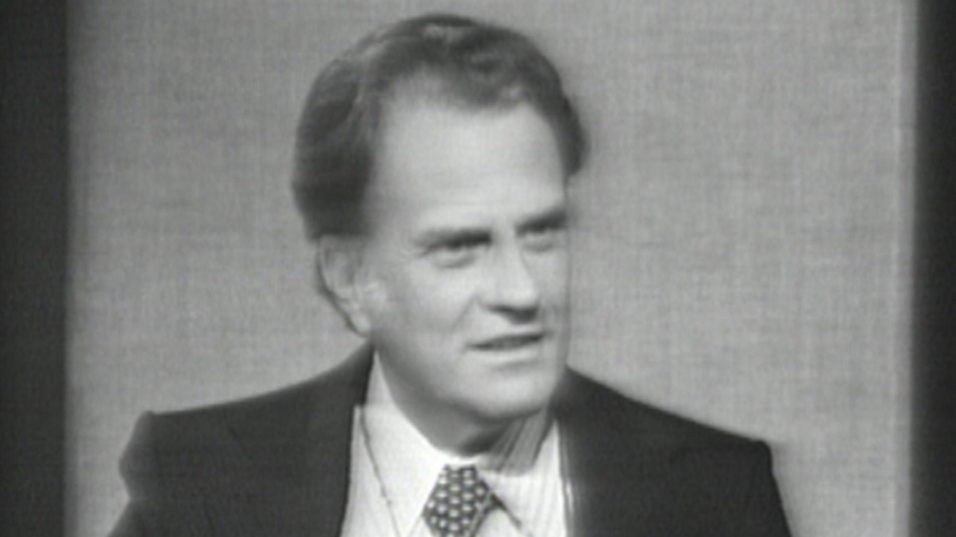 Dr. Billy Graham (1973)