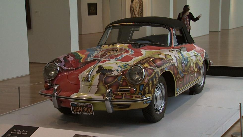 Porsche by Design, NC Museum of Art image
