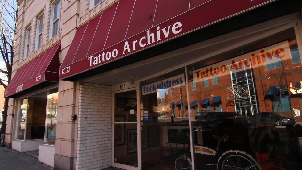 The Tattoo Archive Winston Salem image