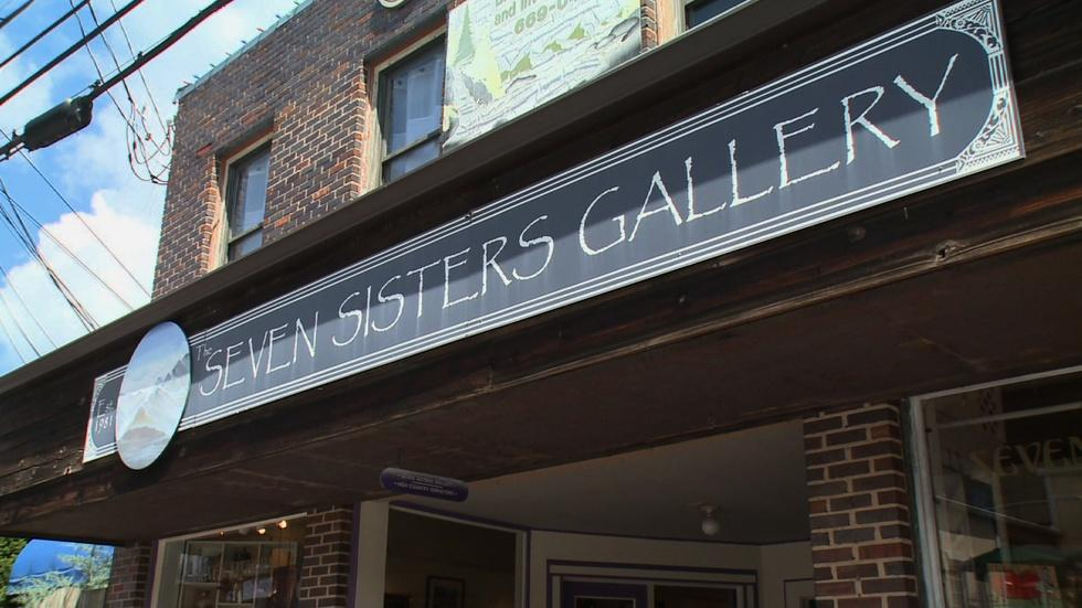 Seven Sisters Gallery Black Mountain image