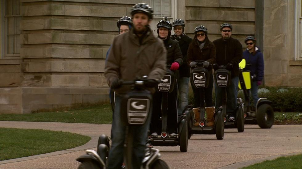 Triangle Glides Segway Tours image