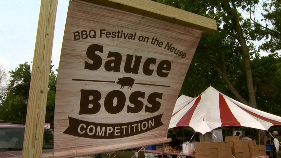 Barbecue Festival on the Neuse image