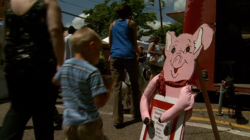 Smithfield Ham and Yam Festival image