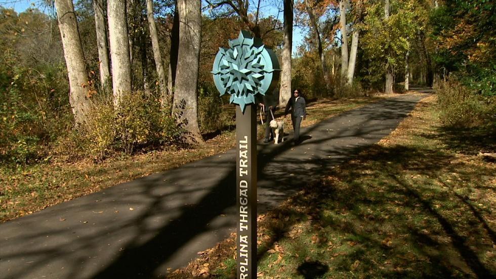 Carolina Thread Trail image