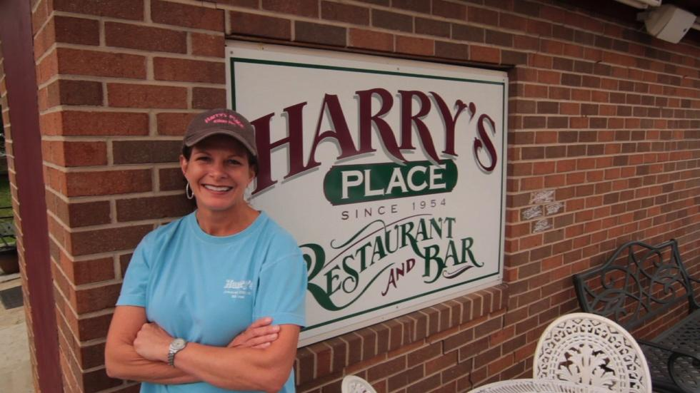 Harry's Place image