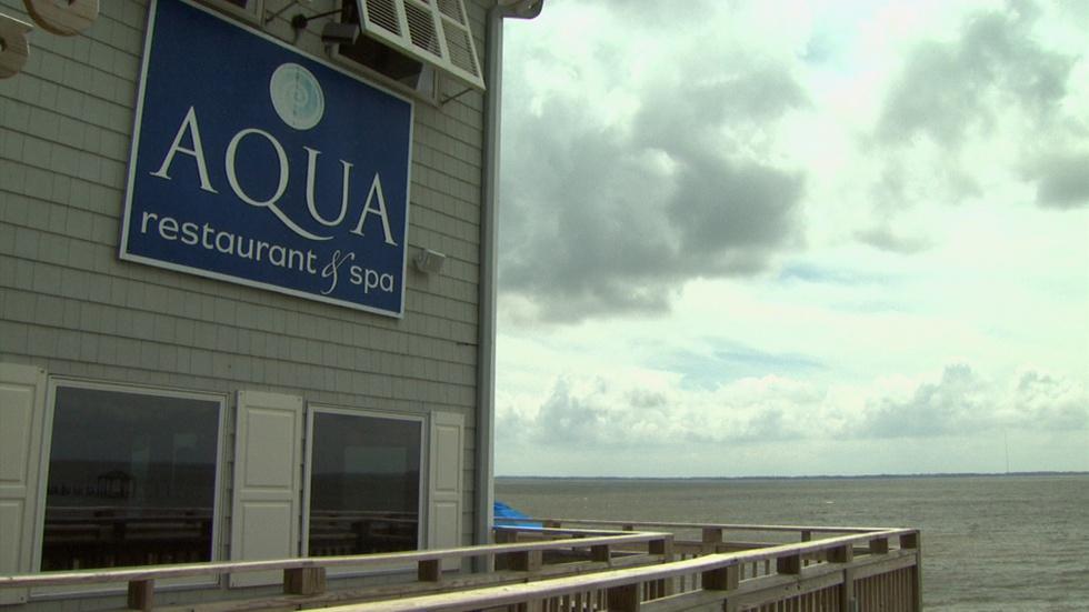Aqua Restaurant and Spa image
