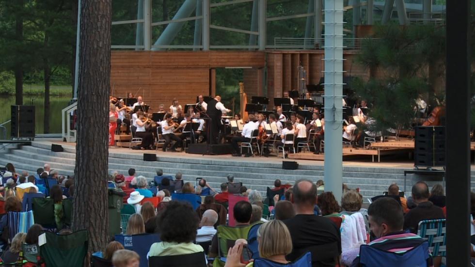 NC Symphony: Summer Series image