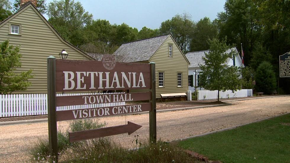 Historic Bethania image