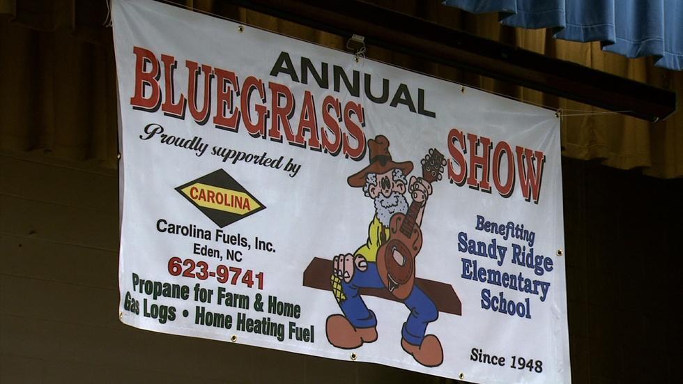 Sandy Ridge Bluegrass Festival image