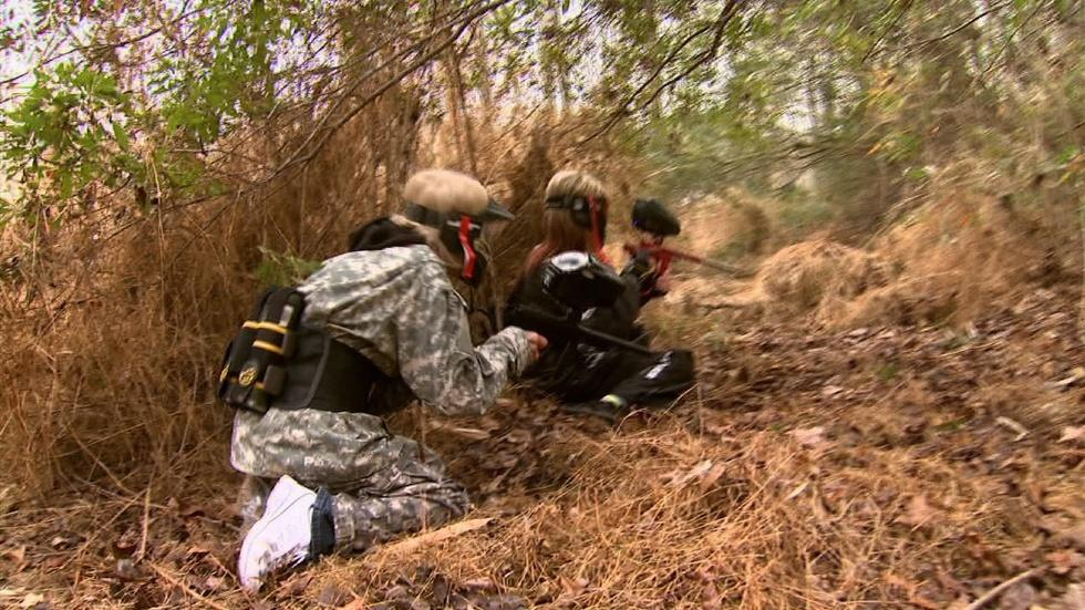 Black River Paintball image