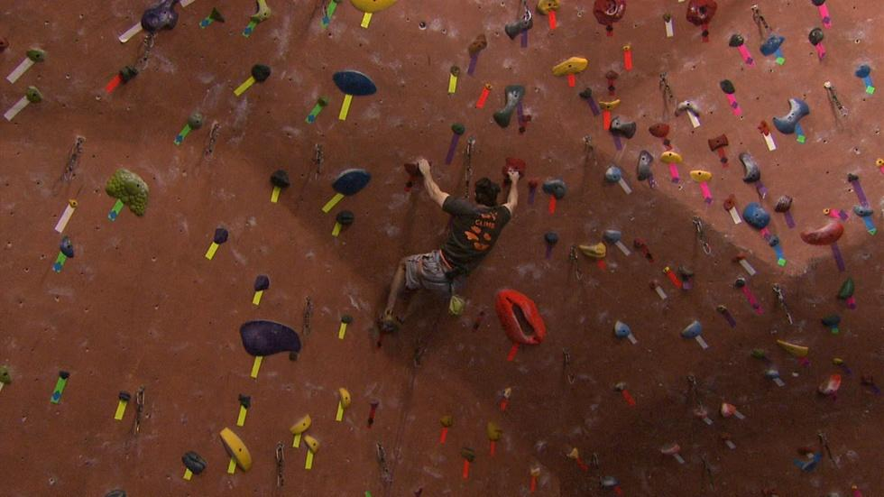 Inner Peaks Climbing Center image