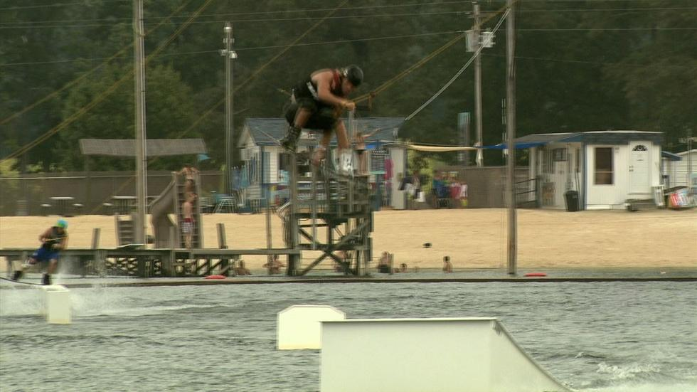 Hexagon Wake Park image