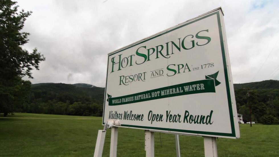 Hot Springs Resort and Spa image