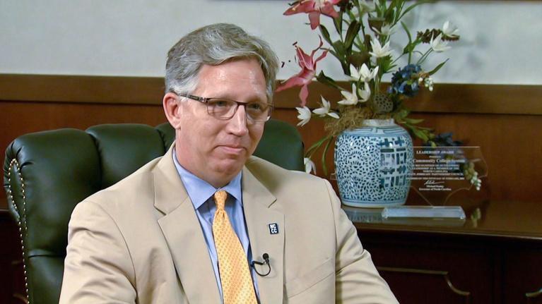 North Carolina Community Colleges: Scott Ralls, Ph.D.   NC Community College System President
