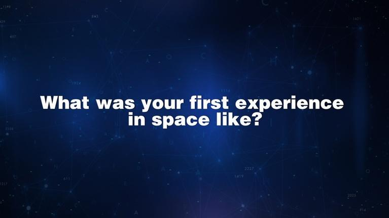 SciTech Now North Carolina: Ask An Astronaut - First Space Experience