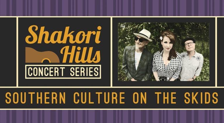Shakori Hills Concert Series: Shakori Hills Concert Series: Southern Culture on the Skids