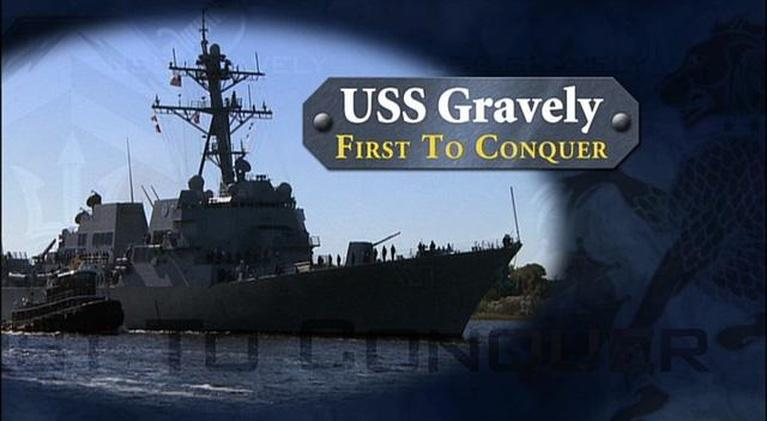 UNC-TV Presents: USS Gravely - First To Conqure