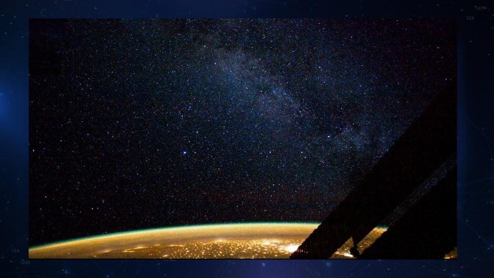 Ask An Astronaut-What's It Like Being Away From Earth? image