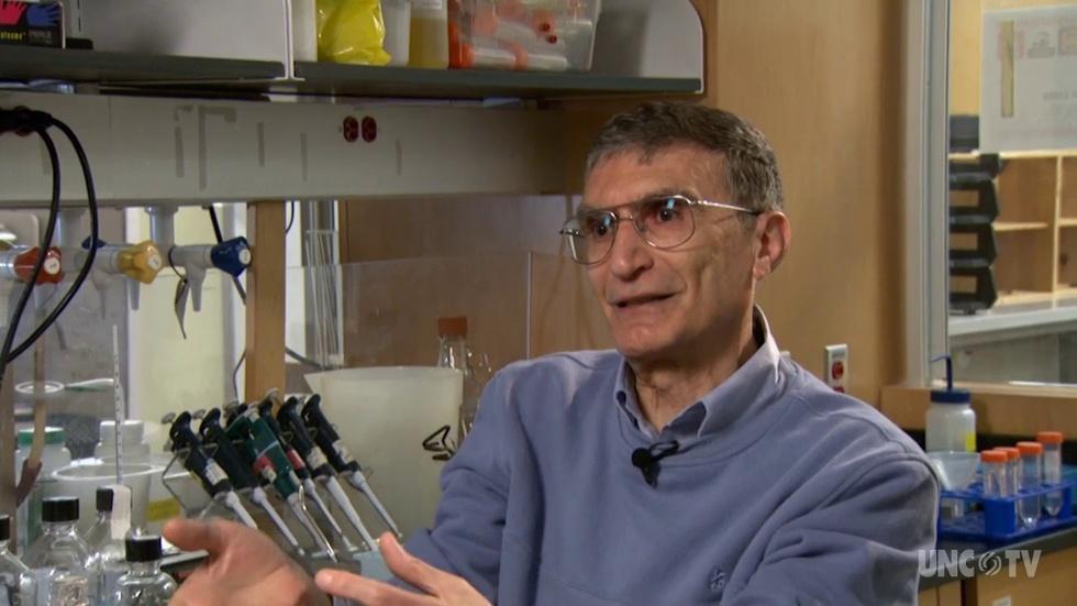 NC Science Now: Nobel Prize Winner image