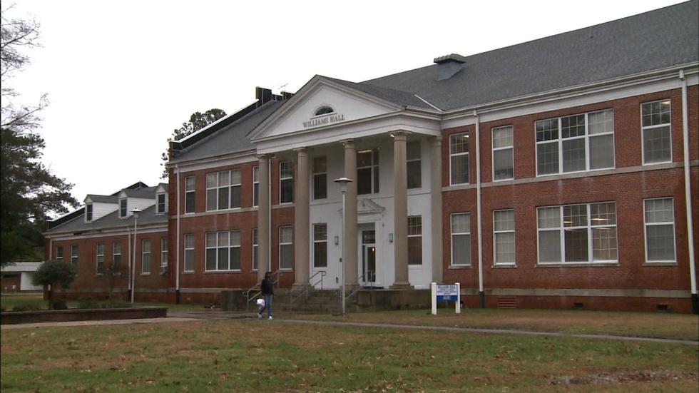 Elizabeth City State University image
