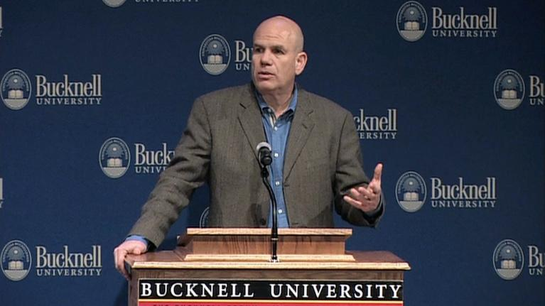 Bucknell Forum: David Simon