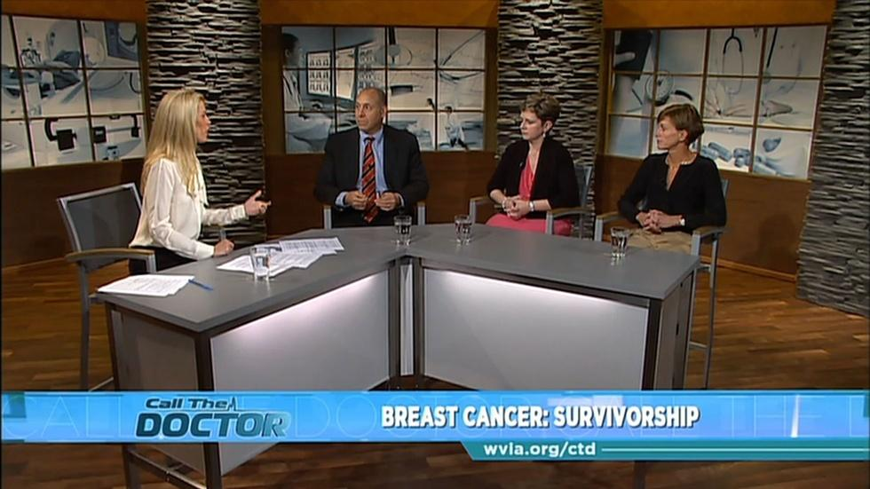 Breast Cancer: Resources & Community image