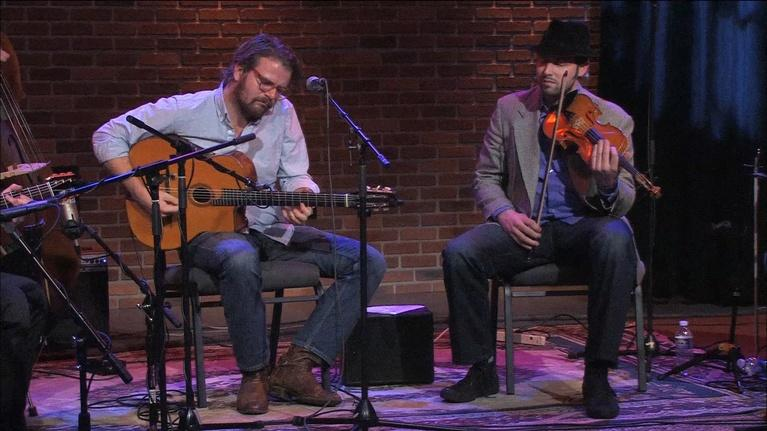 Homegrown Music Concerts: The Bog Swing Group
