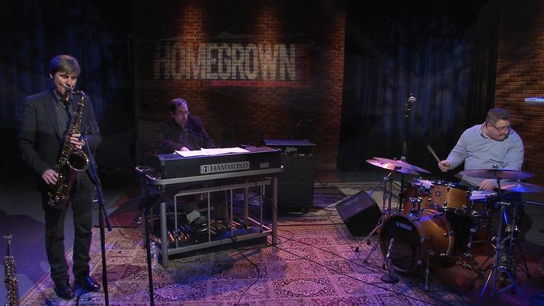 Homegrown Music Concerts: Organik Vibe Trio