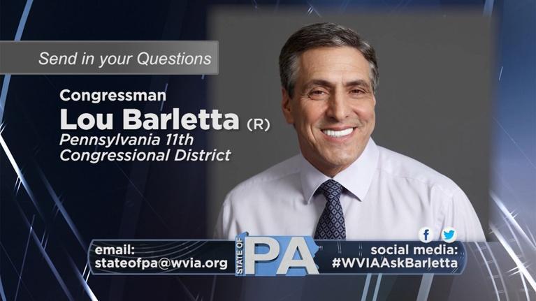 State of Pennsylvania: Congressman Lou Barletta - Preview