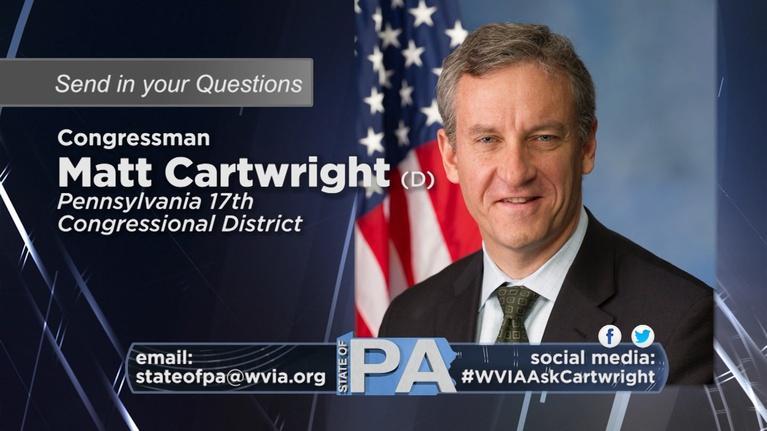 State of Pennsylvania: Congressman Matt Cartwright - Preview