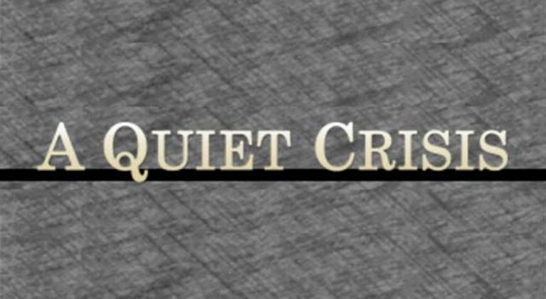 A Quiet Crisis: Leveraging Lake Erie