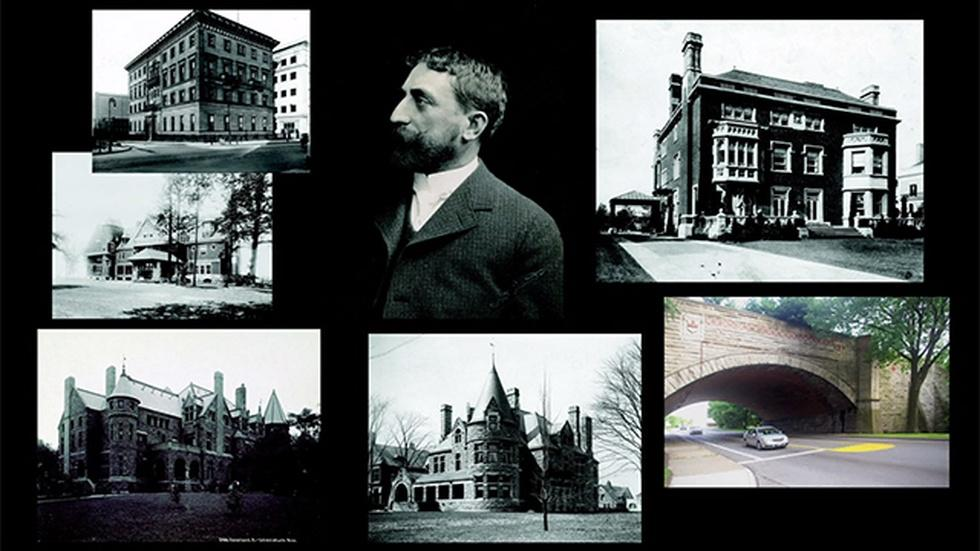 Architect Charles Schweinfurth; Ohio Independent Films image