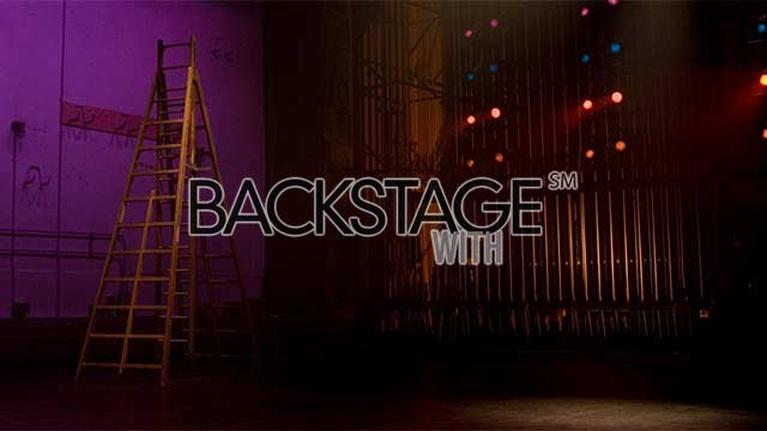 BackStage With: John Lithgow