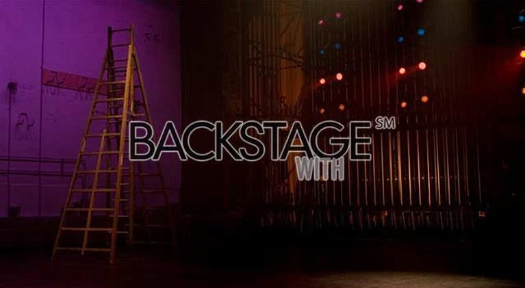 BackStage With: Patricia Heaton