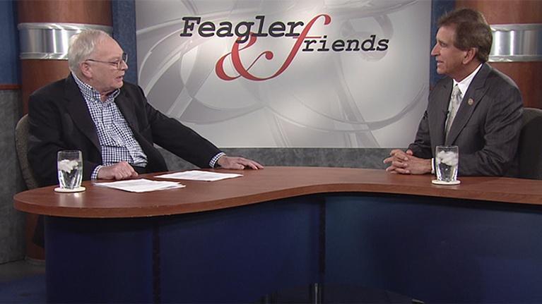 Feagler & Friends: Congressman Jim Renacci Still Opposed to Syria Incursion
