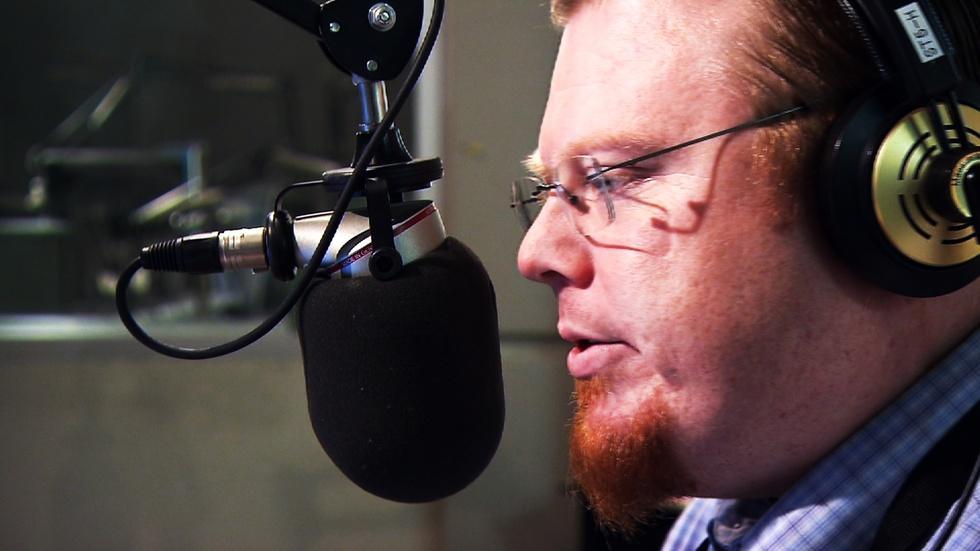 Tony Ganzer, Radio Host & Producer image