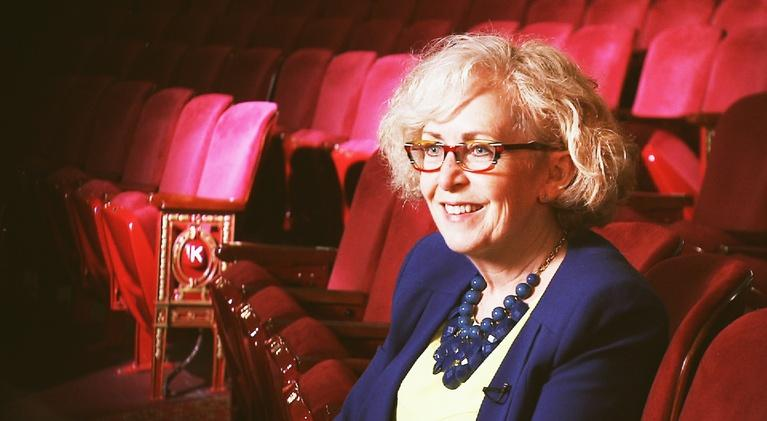Great Job!: Gina Vernaci, Senior Vice President of Theatre Operations