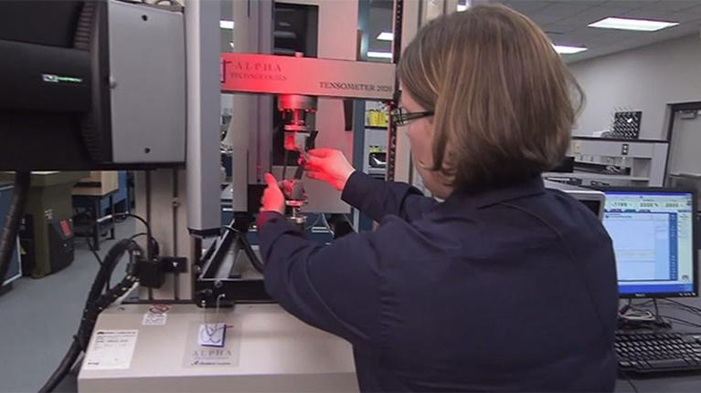 Great Job!: Becky Ramsay, Parker Hannifin Corp.