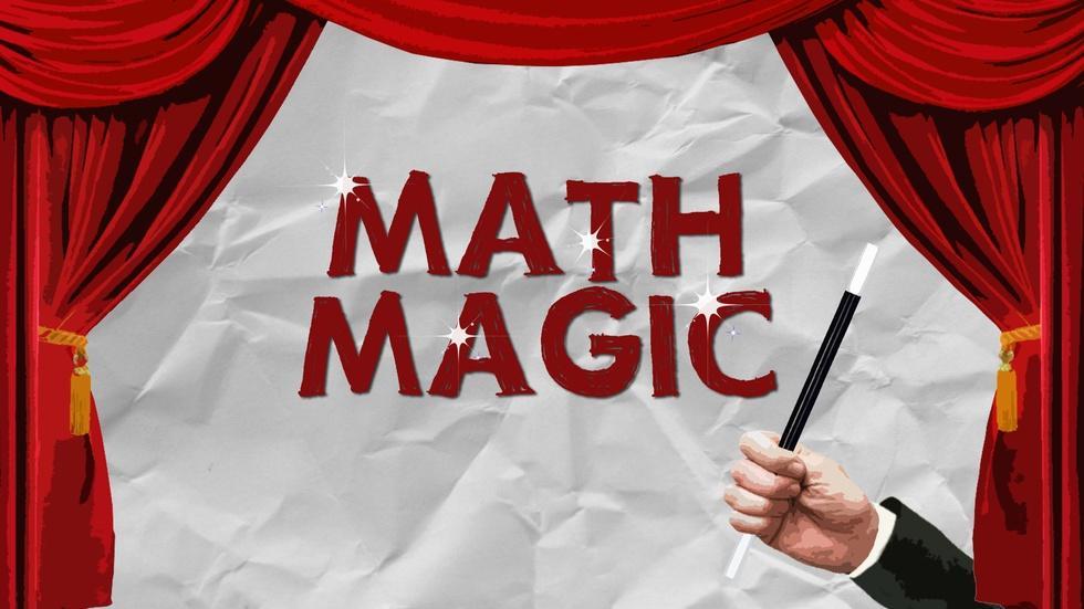 Math Magic image