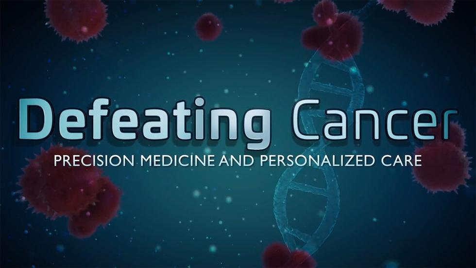 Defeating Cancer: Precision Medicine and Personalized Care image