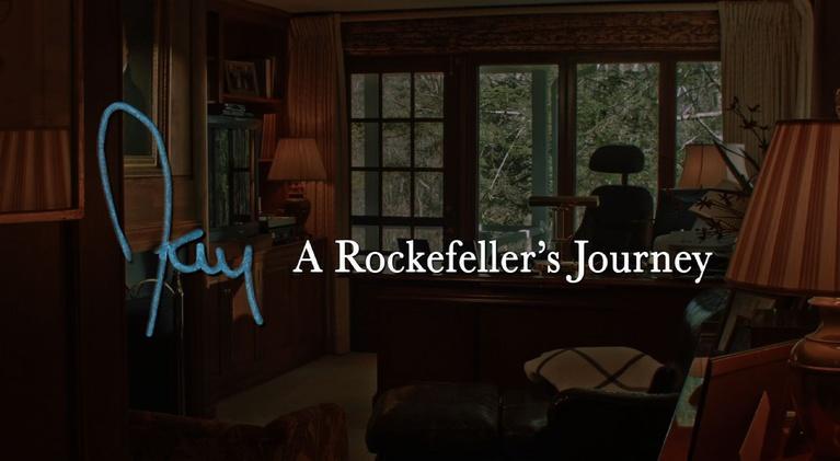 Jay: A Rockefeller's Journey: Jay: A Rockefeller's Journey
