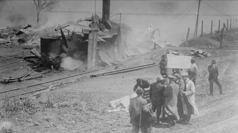 Jay: A Rockefeller's Journey: Jay: The Ludlow Massacre