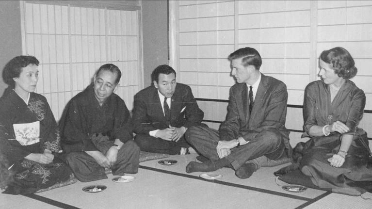 Jay: A Rockefeller's Journey: Jay: Study in Japan