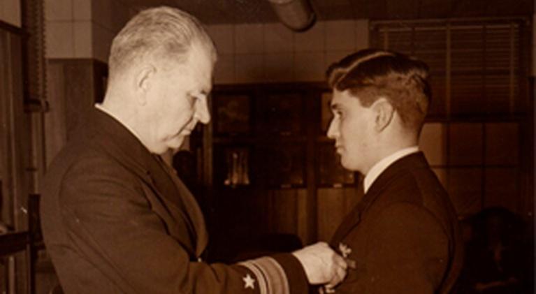 West Virginians Remember World War II: West Virginians Remember World War II: Charles Brown