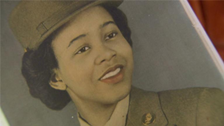 West Virginians Remember World War II: West Virginians Remember World War II: Madalean McIver